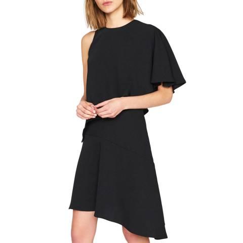 Outline Black Thornton Dress
