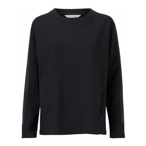 Outline Black Eden Sweatshirt