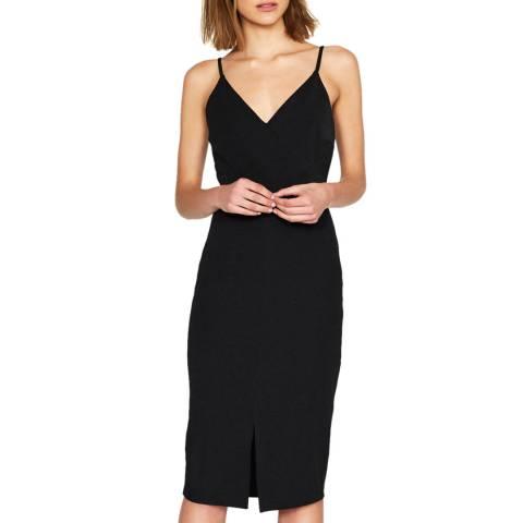 Outline Black York Dress