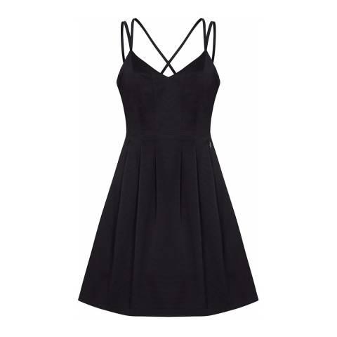 Outline Black Kew Dress