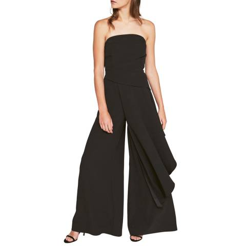Outline Black Monument Jumpsuit