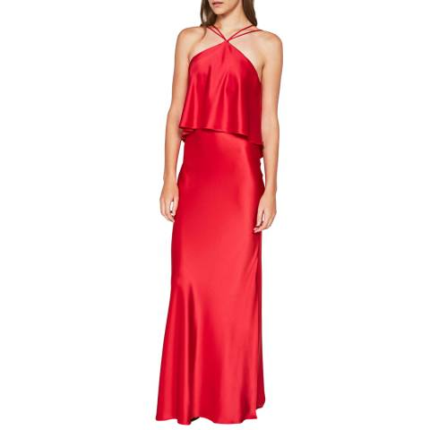 Outline Red Notting Hill Dress
