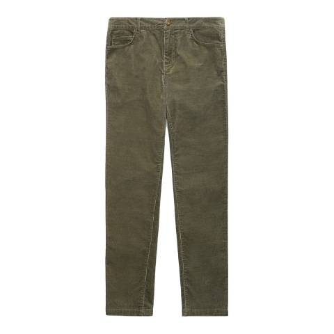Seasalt Green Lamledra Trousers