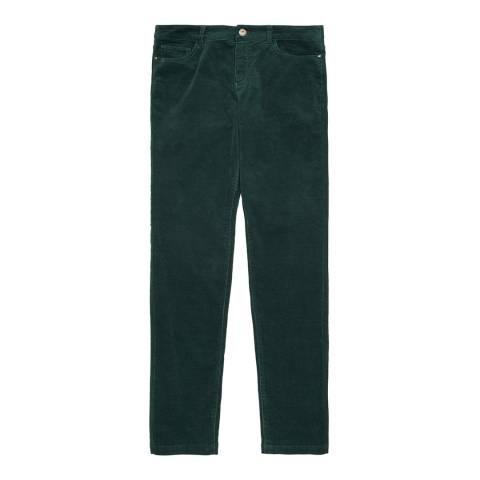 Seasalt Green Lamledra Trousers