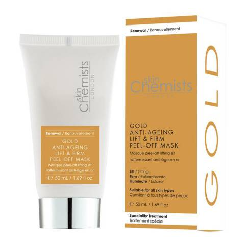 Skinchemists Gold Supreme Anti-ageing Peel-Off Face Mask