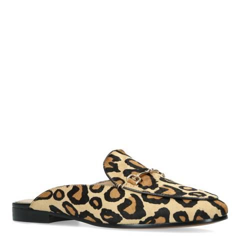 Sam Edelman Leopard Linnie Bit Mules