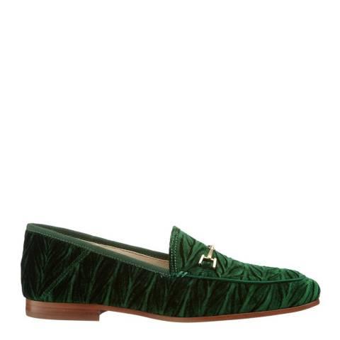 Sam Edelman Emerald Smock Velvet Loraine Loafers