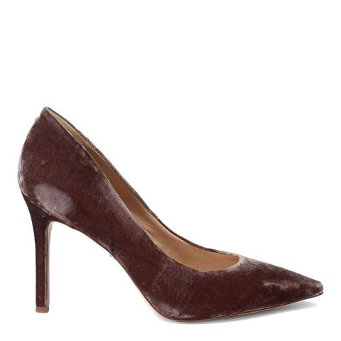 Sam Edelman Mink Shadow Velvet Hazel Court Shoes