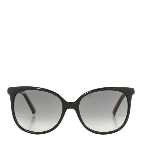 Gucci Women's Black Gucci Sunglasses 56mm