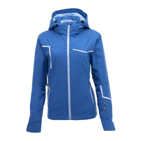 Spyder Women's Blue Protege Ski Jacket