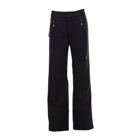 Spyder Women's Black Insulated Pants