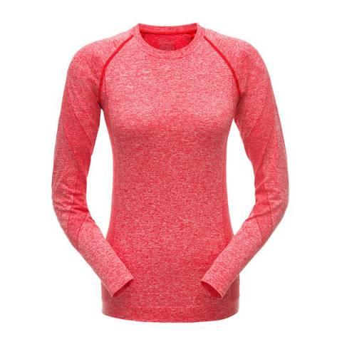 Spyder Women's Pink Base layer