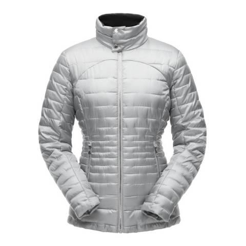 Spyder Grey Edyn Insulated Casual Jacket