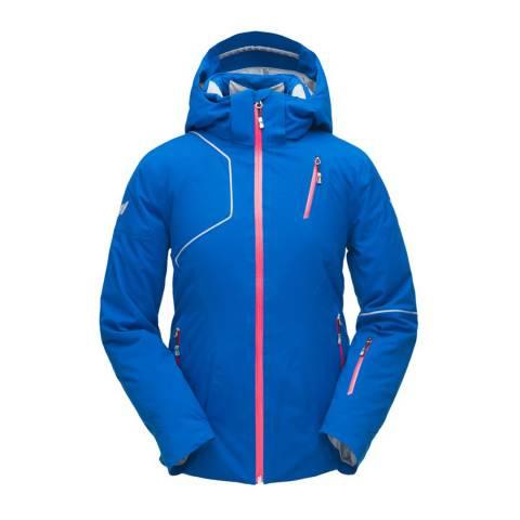 Spyder Women's Blue Hera Ski Jacket