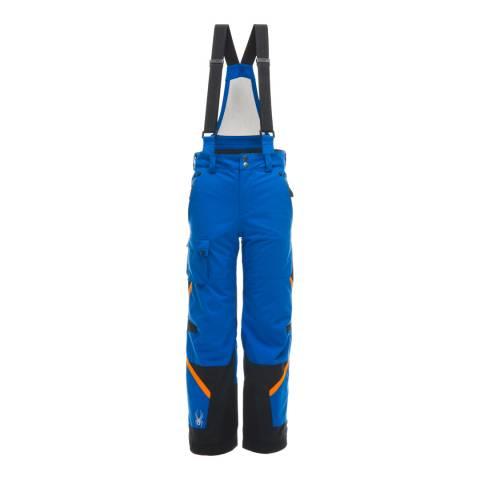 Spyder Kid's Blue/Black Tordrillo Pant
