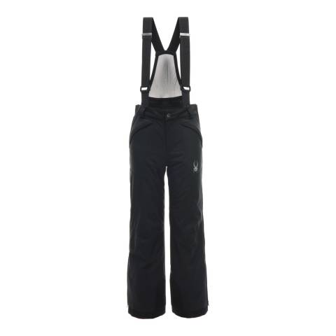 Spyder Kid's Black Guard Pant
