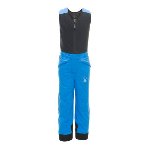 Spyder Kid's Mini Blue Expedition Pant