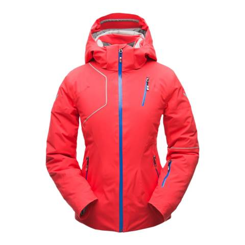 Spyder Women's Red Hera Ski Jacket