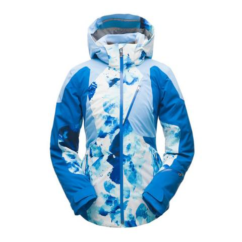 Spyder Blue Leader Jacket