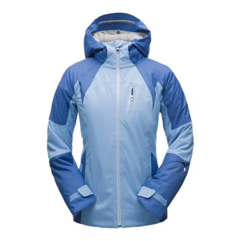 Spyder Women's Blue Inna GTX Ski Jacket