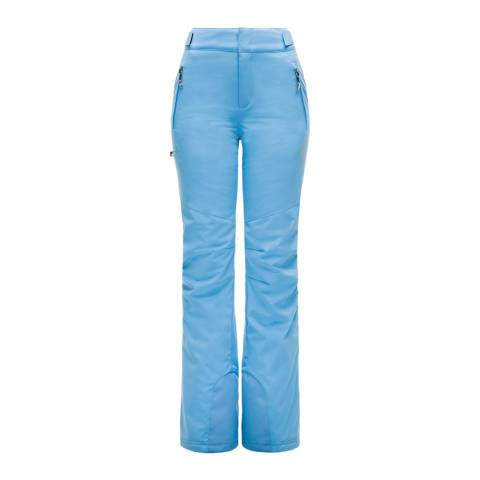Spyder Women's Blue Winter Tailored Pants