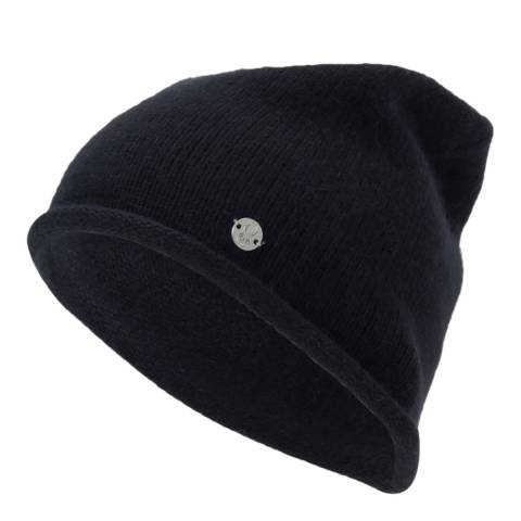 Spyder Women's Black Sensory Cashmere Blend Hat