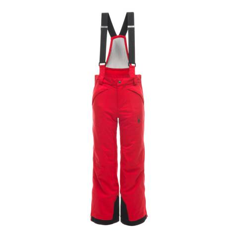 Spyder Kid's Red Guard Pant