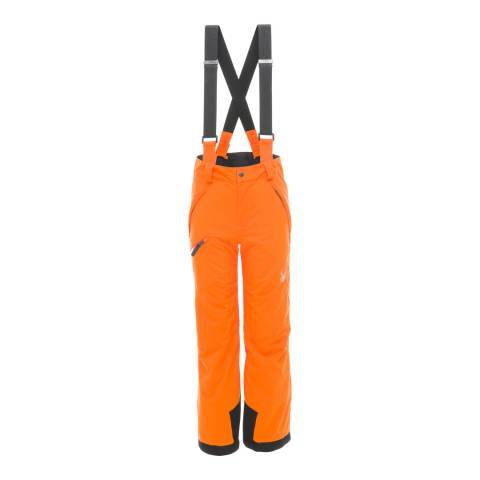Spyder Kid's Orange Propulsion Pant