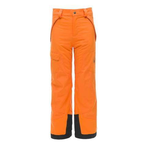 Spyder Kid's Orange Action Pant