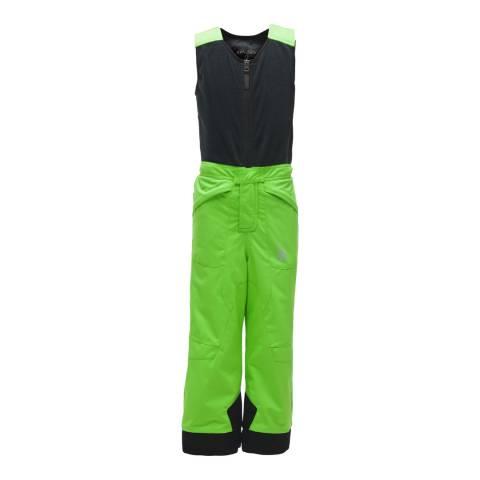 Spyder Kid's Mini Green/Black Expedition Pant