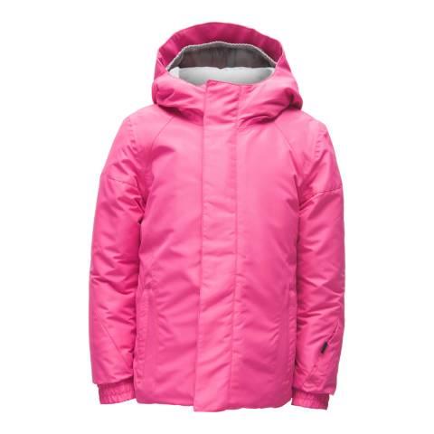 Spyder Kid's Mini Pink Charm Jacket