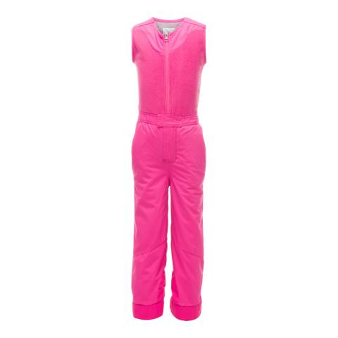 Spyder Kid's Mini Pink Sparkle Pant
