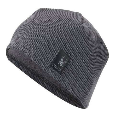 Spyder Men's Grey Stryke Hat
