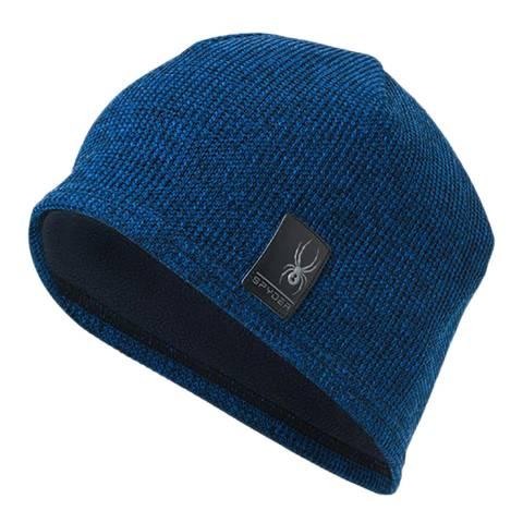 Spyder Men's Blue Bandit Stryke Hat