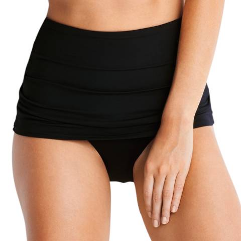 Seafolly High Waisted Skirted Pant