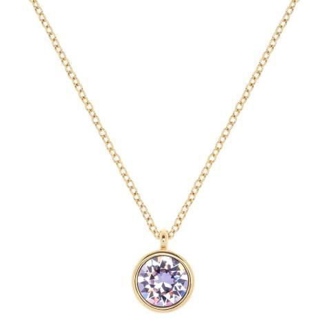 Karen Millen Crystal Dot Pendant
