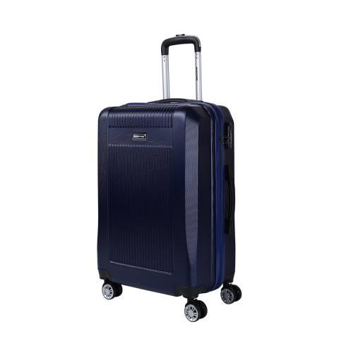 Bagstone Marine Blue Paddy 8 Wheel Suitcase 66cm