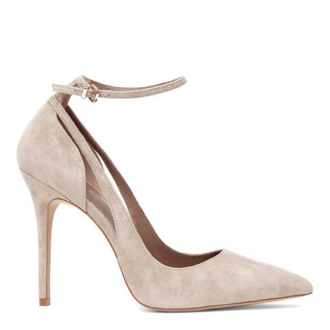 Reiss Clay Marla Suede Leather Stiletto Heels