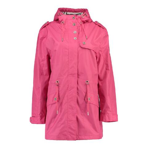 Geographical Norway Pink Alica Parka