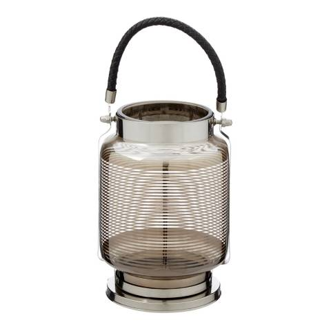 Fifty Five South Small Nickel Stripe Lantern