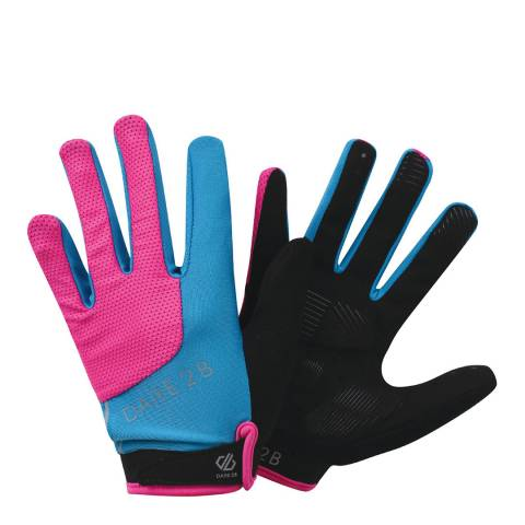 Dare2B Women's Cyber Pink Forcible Gloves