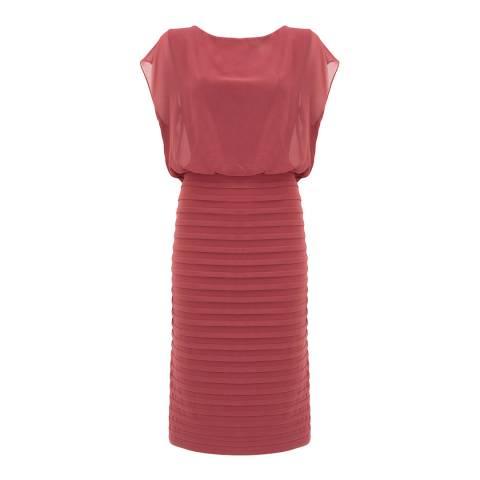 Mint Velvet Rose Layered Bandage Dress