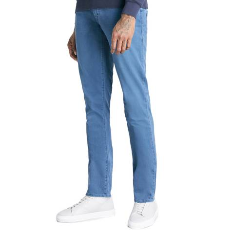 J Brand Blue Tyler Slim Stretch Jeans