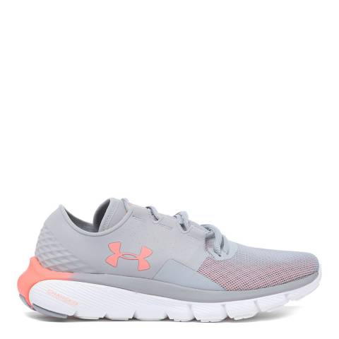 Under Armour Grey UA Speedform Fortis 2.1 Sneaker