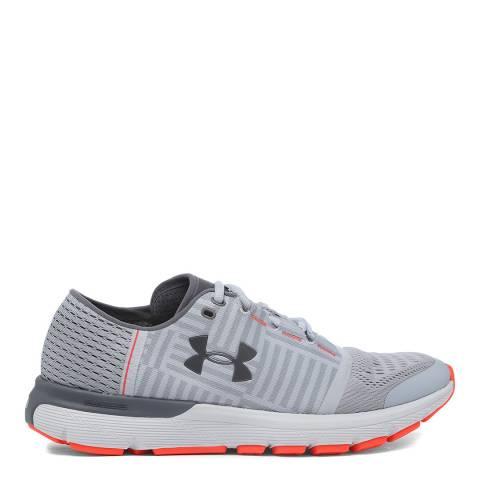 Under Armour Grey UA Speedform Gemini Sneaker