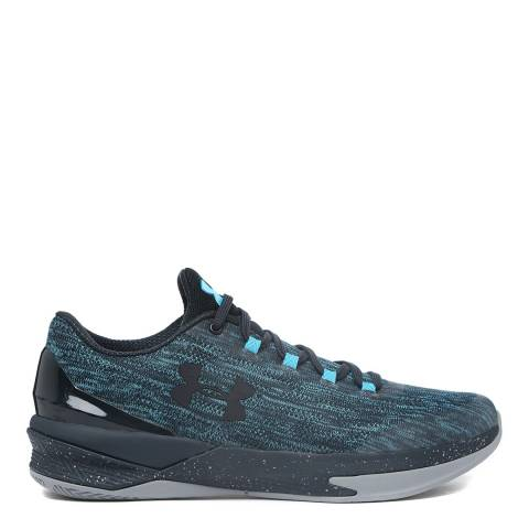 Under Armour Blue UA Charged Controller Sneaker
