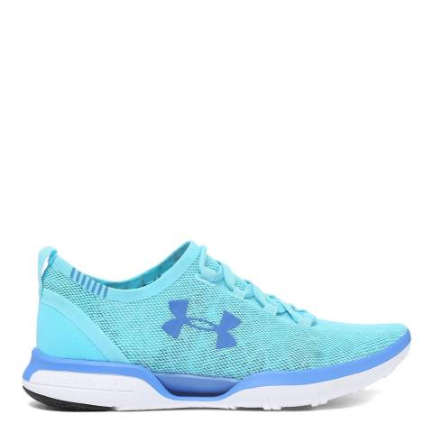 Under Armour Blue UA Charged Coolswitch Running Sneaker