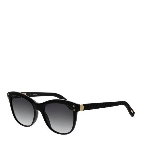 Chopard Women's Black Chopard Sunglasses 53mm