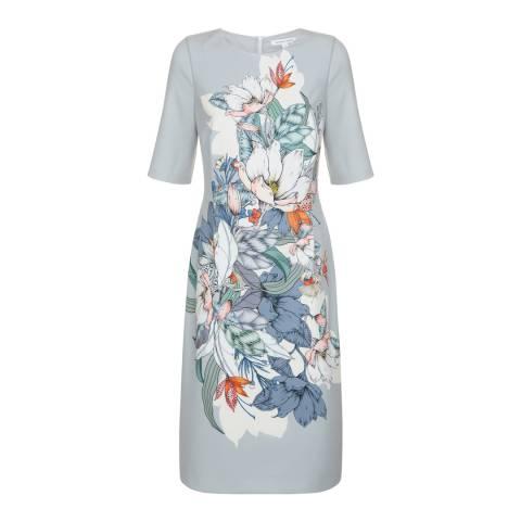 Fenn Wright Manson Multi Hibiscus Dress