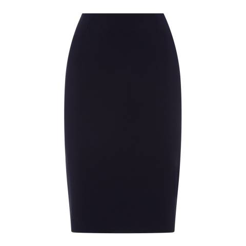 Fenn Wright Manson Navy Harper Petite Skirt
